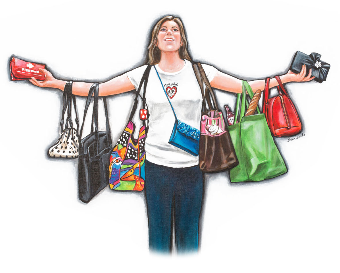Mom-with-lot-of-Bags