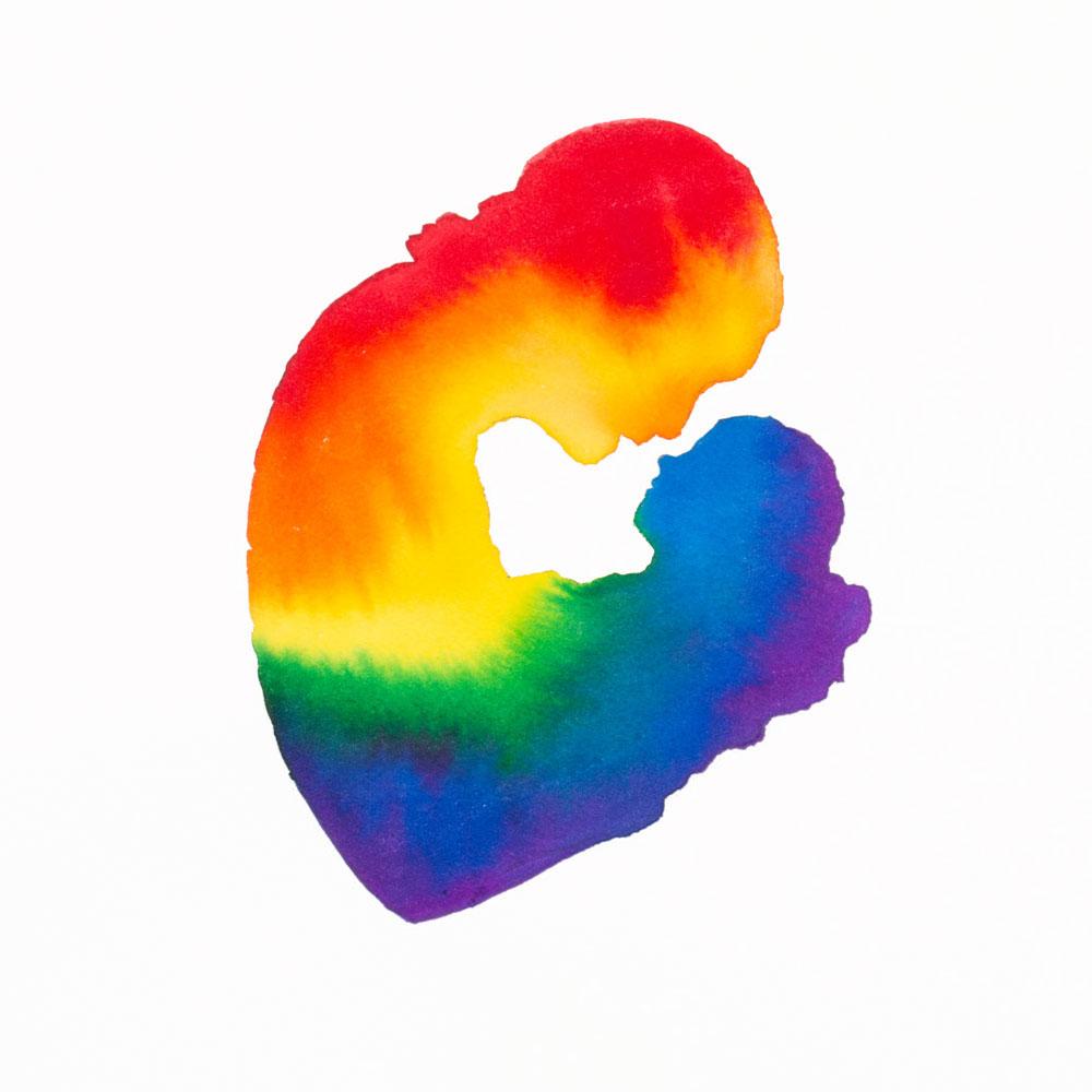 Rainbow Baby - Mom is Art